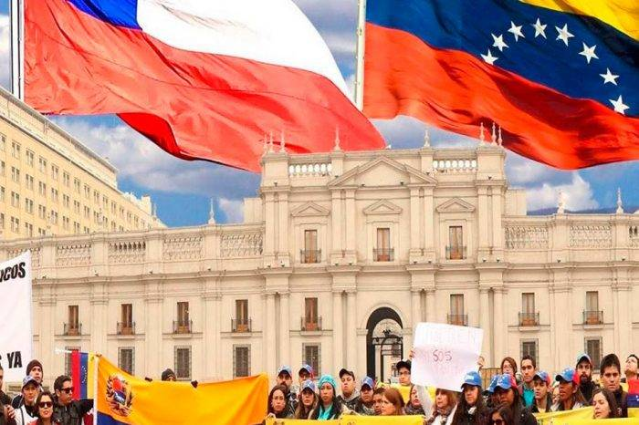 Venezolanos en Chile proponen al gobierno crear visa de reunificación familiar