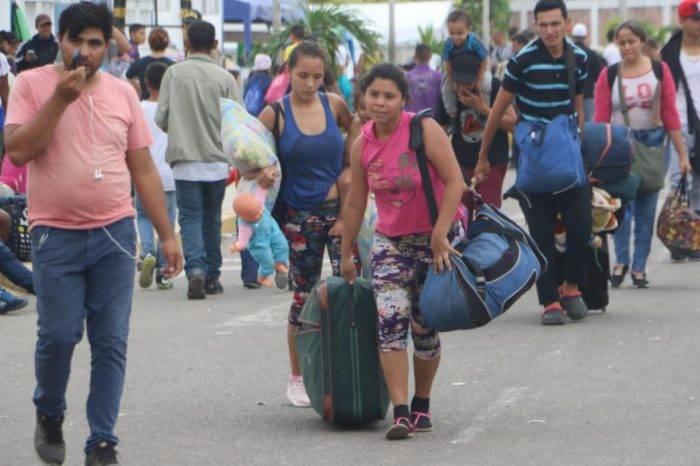 94,7% de los venezolanos que están en Perú desea quedarse a vivir en ese país, según INEI
