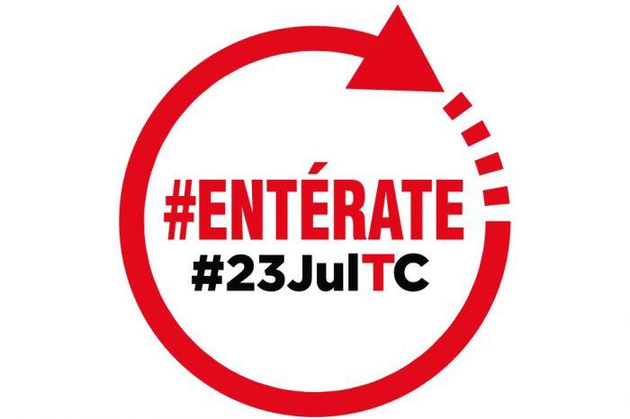 #Entérate de otras noticias importantes de este #23Jul