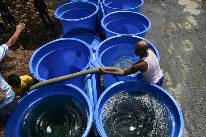agua Caracas