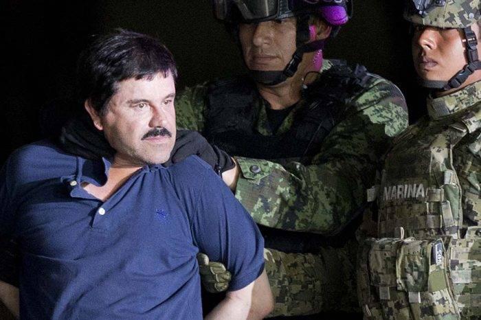 """""""El Chapo"""" Guzmán cumplirá cadena perpetua en EEUU por narcotráfico"""