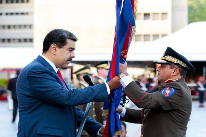 """""""Designación Exprés"""", Maduro realiza nombramientos militares a través de Twitter"""