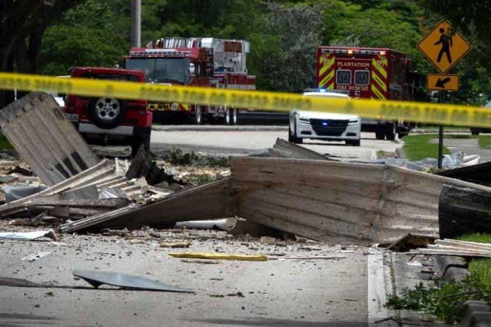 Explosión en centro comercial de Florida causa al menos 21 heridos