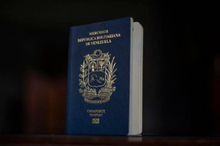 pasaporte Saime