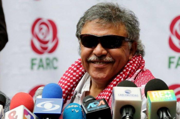 Colombia asegura que exguerrillero Jesús Santrich está en Venezuela