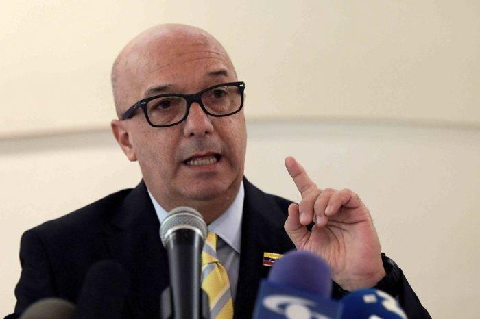 "Iván Simonovis: dictadura venezolana es una ""amenaza regional"""
