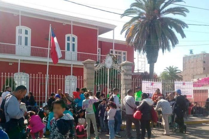 Rechazan amenaza de gobernador peruano por presencia venezolana en consulado chileno
