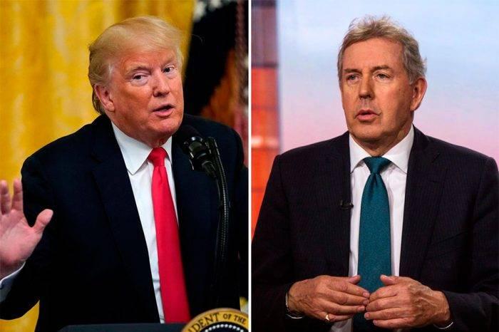 Embajador británico en EEUU renunció tras polémica por críticas a Trump