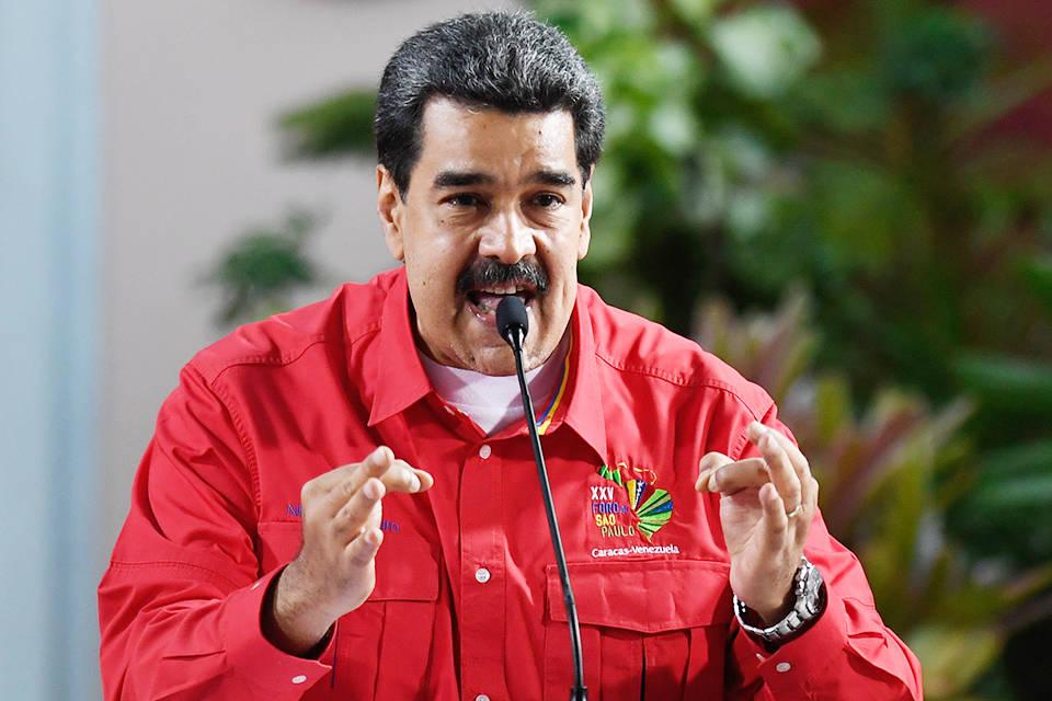 """Venezuela está preparada para """"resistir y vencer"""" sanciones de EEUU"""