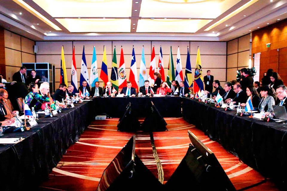 60 países en Lima