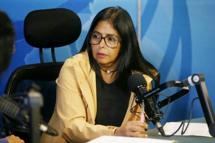 Delcy Rodríguez reporta cuatro nuevos casos de covid-19 para un total de 175 contagios