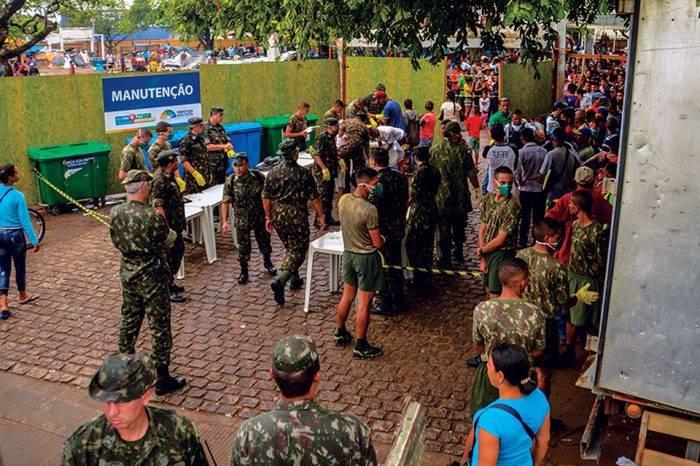 ONU reporta tráfico de niños en la frontera Brasil-Venezuela