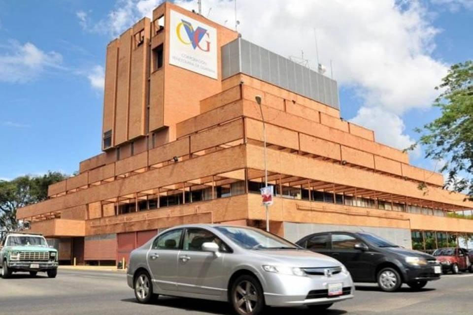 CVG Corporación Venezolana de Guayana