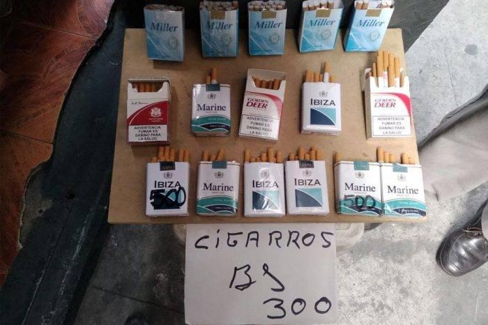Cigarrillos Ilegales