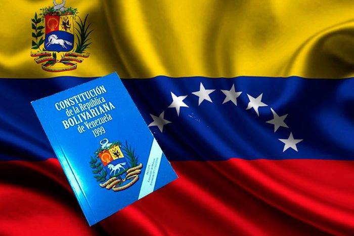 Constitución 1999