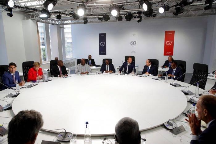 """G7 ayudará """"lo más rápido posible"""" a países afectados por incendio en la Amazonía"""