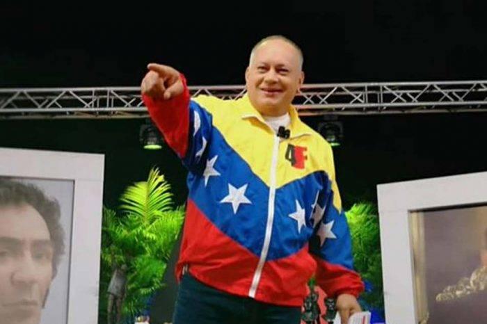 AP: Estados Unidos ha estado en conversaciones secretas con Diosdado Cabello