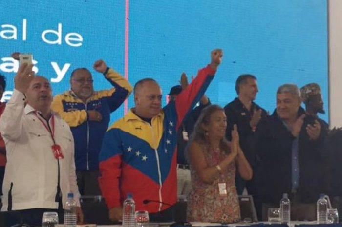 """Cabello responde a Abrams: """"Aquí no va a haber elecciones presidenciales"""""""