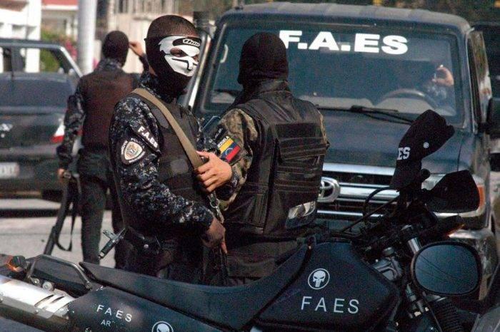 Las FAES mataron a casi tres personas por día en febrero