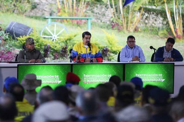 Maduro aprueba Bs 8.036 millones para plan de riesgo en cuadrantes de paz