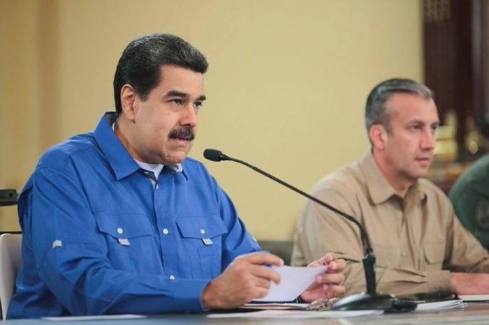 """Chavismo recolectará firmas para entregar """"manifiesto anti-Trump"""" a la ONU"""