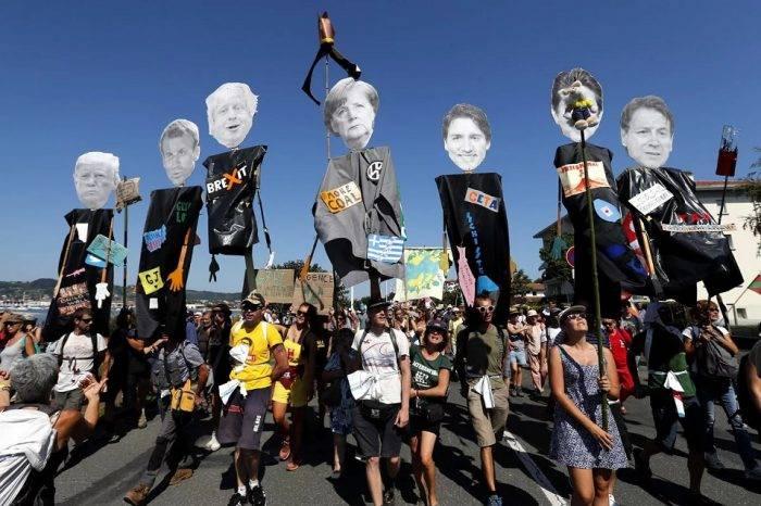Reuters: Conflictos internacionales amenazan cumbre del G7