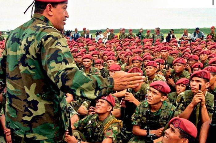 Militarismo Bolivariero, por Eduardo López Sandoval