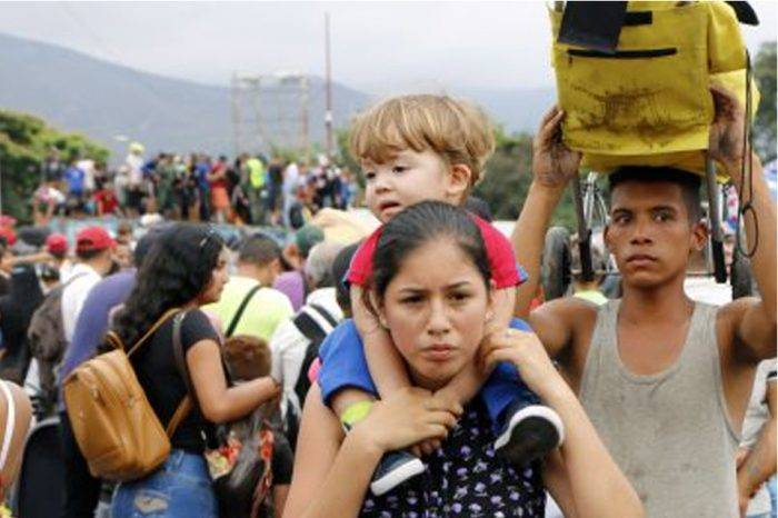 Ley de nacionalidad de niños venezolanos nacidos en Colombia
