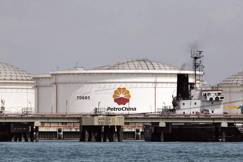 PetroChina rechaza compra de petróleo venezolano tras sanciones