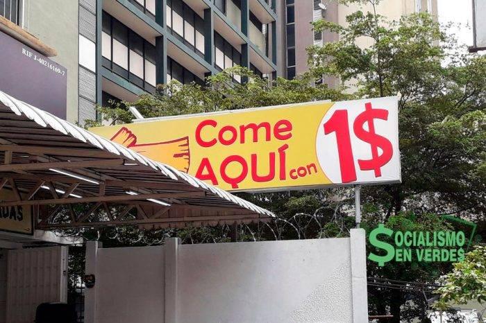 El dólar gana terreno en la lista de precios de los comercios (IV)