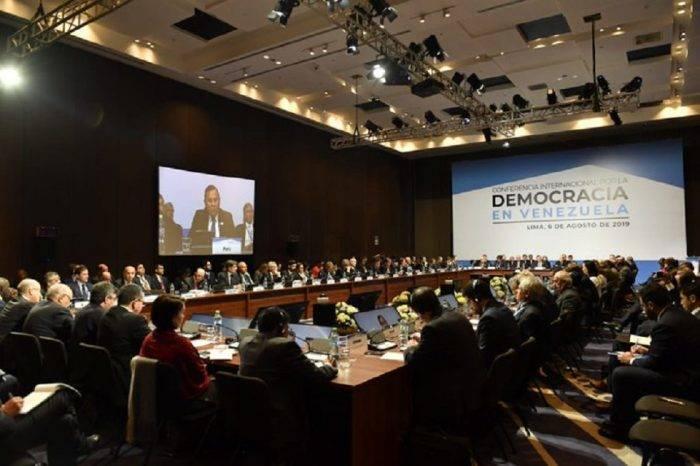 Impulsar la denuncia contra Maduro en la CPI piden a países que apoyan a Guaidó