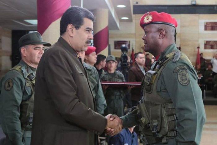 Jesús Suárez Chourio llegó a general en jefe, pero fuera de la línea de mando de la FAN