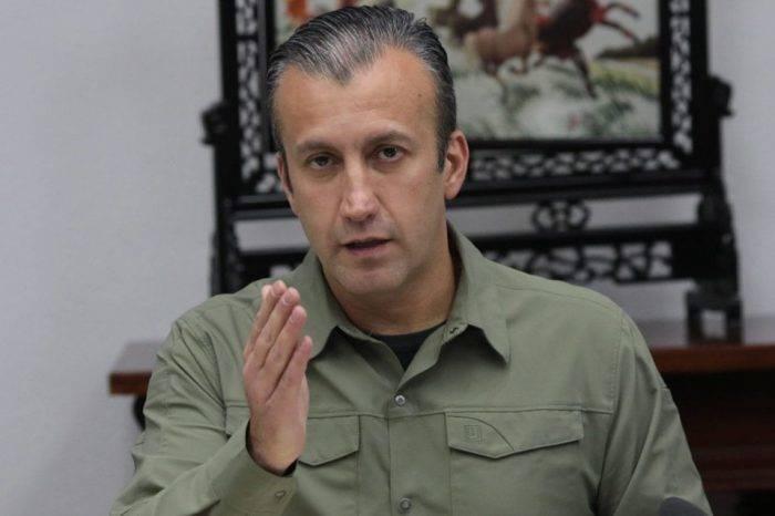 Gobierno de EEUU ofrecería recompensa que resulte en la captura de Tareck El Aissami