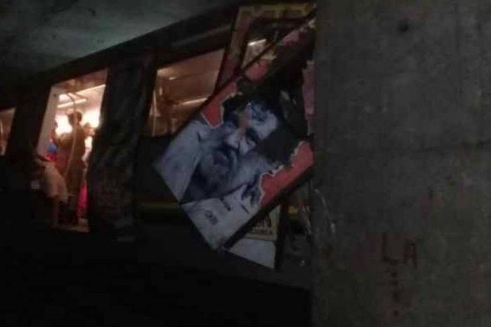 Mala formación del personal habría causado descarrilamiento en el Metro, según ONG