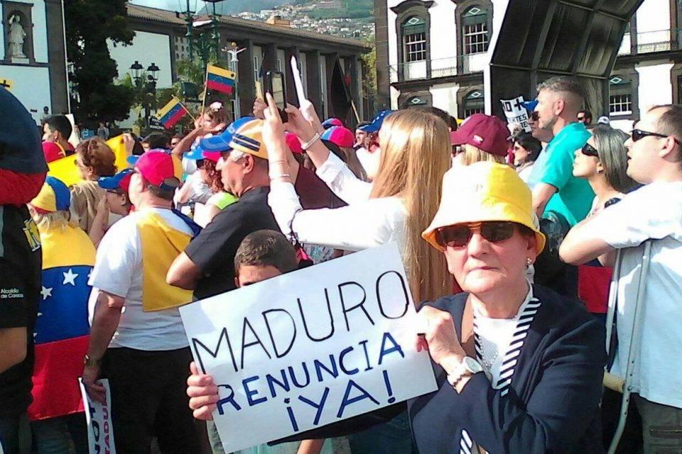 Madeira tiene acento venezolano