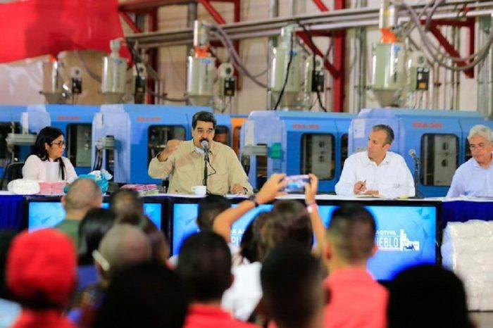 Maduro promete internet veloz por fibra óptica y tecnología 5G para 2020