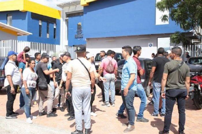 Militares desertores protestaron en Cúcuta exigiendo pagos