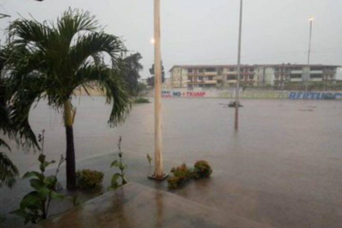 Fuertes lluvias continuarán por las próximas 48 horas en todo el país