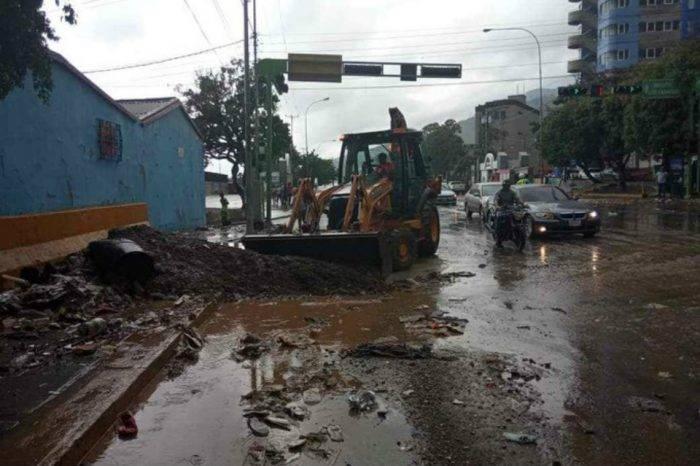 García Carneiro tras las lluvias: Realmente no pasó nada en La Guaira