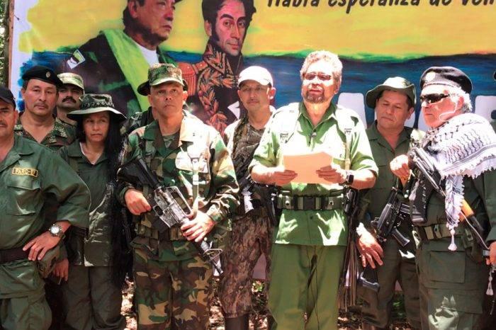 Disidencia de la FARC aviva un movimiento político subversivo en Colombia