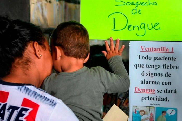 OPS advierte que el dengue toma terreno en América Latina y el Caribe