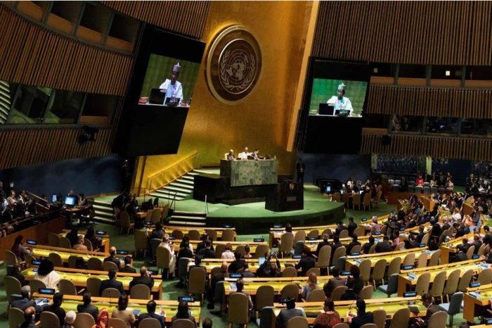 74 periodo de sesiones Asamblea general de la ONU