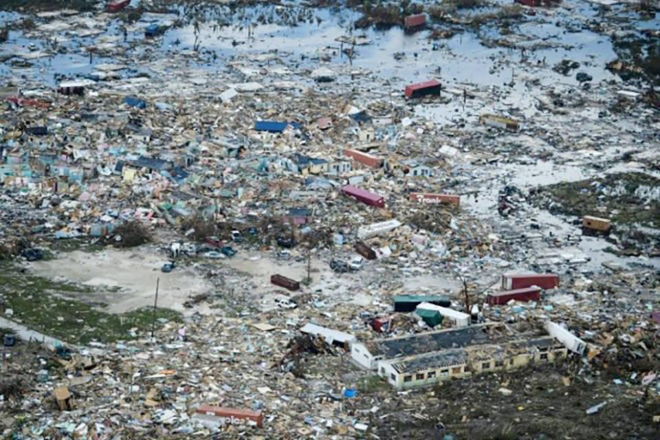 Bahamas enfrenta crisis humanitaria