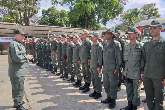La Fuerza Armada busca captar soldados con oferta del salario mínimo
