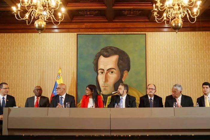 MAS, AP, Soluciones y Cambiemos acuerdan con el gobierno mesa de negociación y diálogo