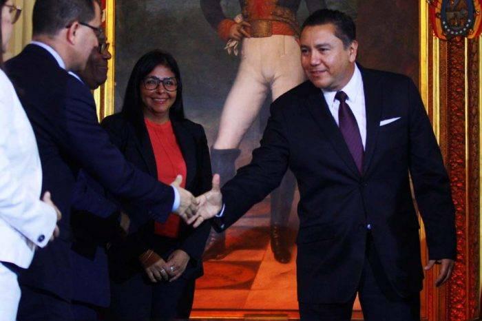 El expastor Bertucci se suma al diálogo entre Maduro y partidos minoritarios