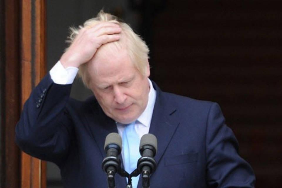 Boris Johnson suspende el parlamento británico