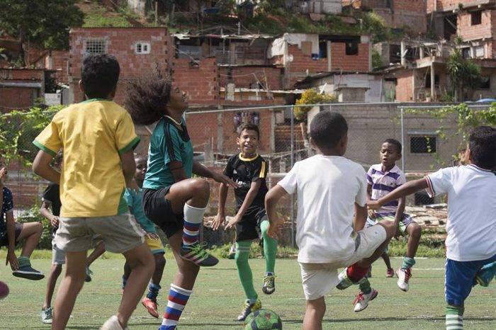 Escuela de fútbol Villa Esperanza