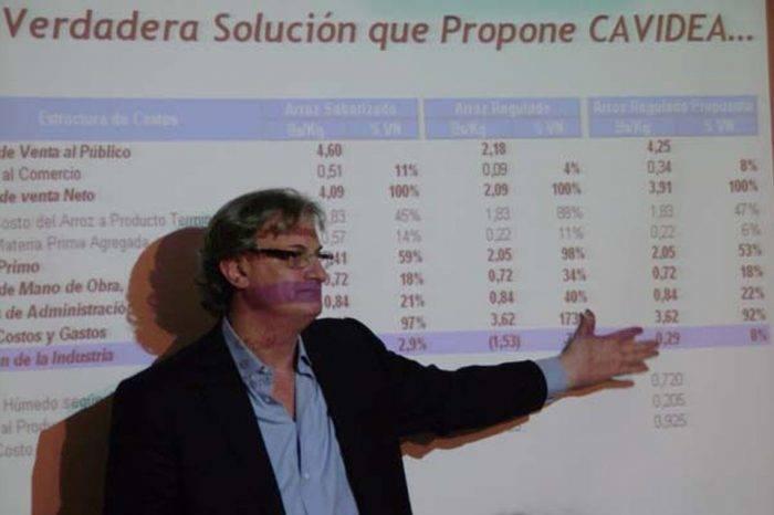 Las siete propuestas de Cavidea para reactivar la industria venezolana