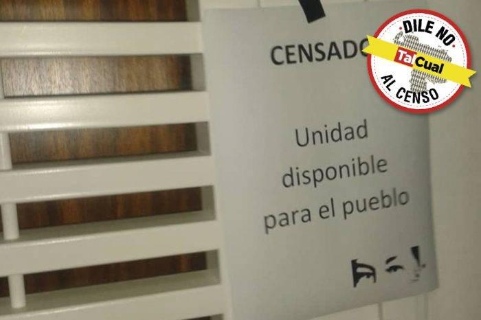 micondominio.com rechaza que milicianos sean quienes recojan datos del censo